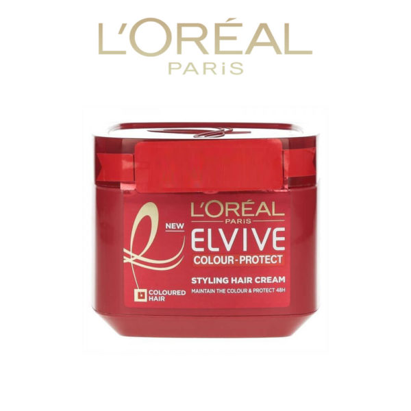 LOral Paris Elvive Colour Protect Styling Hair Cream 200ML