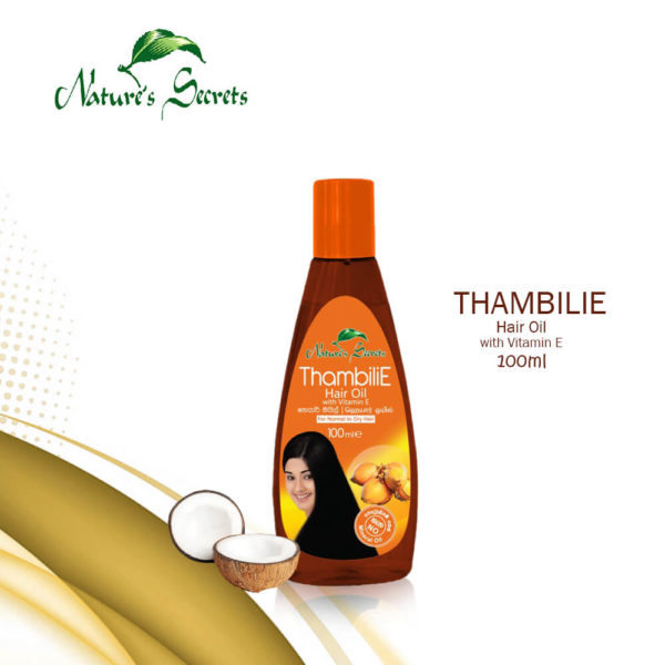 Nature's Secrets Hair Oil Thamilie 100ML