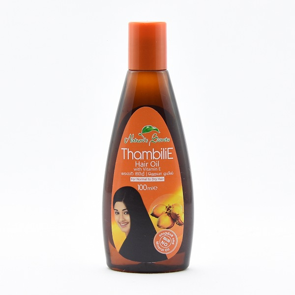 Nature's Secrets Hair Oil Thambilie 100mL