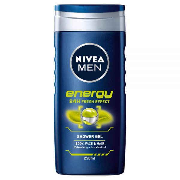 Nivea Men Energy 24H Fresh Effect 250ML