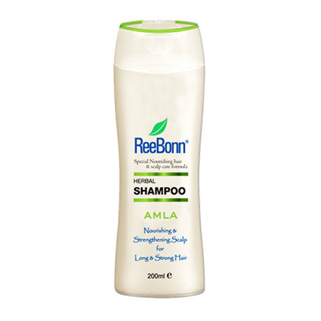 ReeBonn Amla Herbal Shampoo 200ML