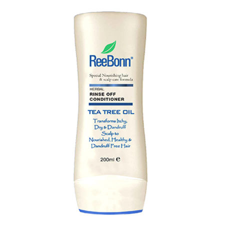 ReeBonn Tea Tree Oil Rinse Off Herbal Hair Conditioner 200ML