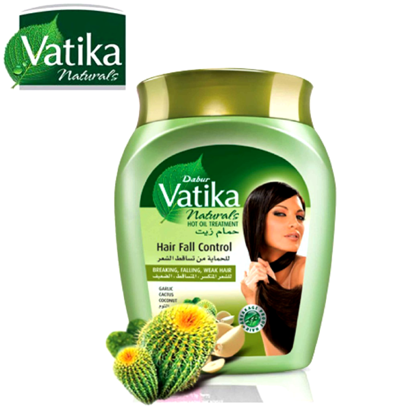 Vatika Naturals Hair Treatment Fall Control 500G
