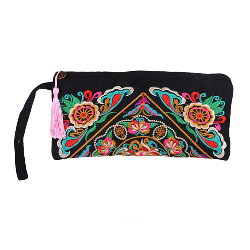 Hand Made Embroidered Pouch