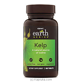 GNC Earth Genius Kelp