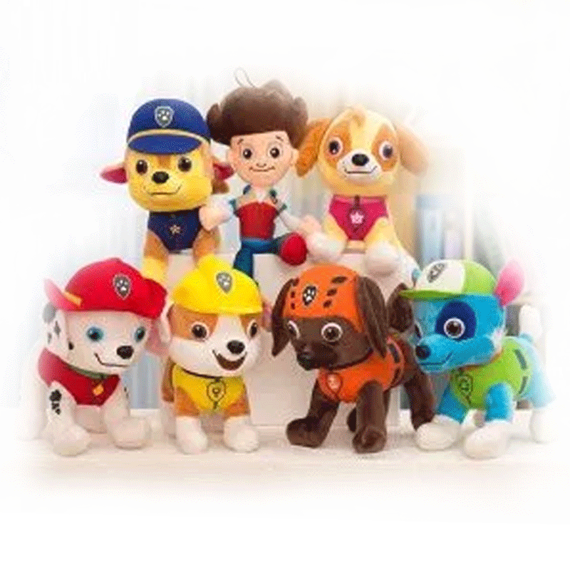 Paw Patrol Plush Pillow