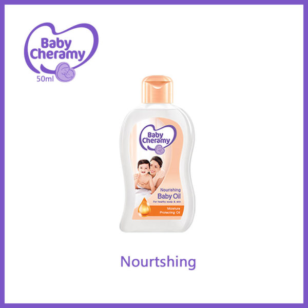 Baby Cheramy Baby Oil 50ML