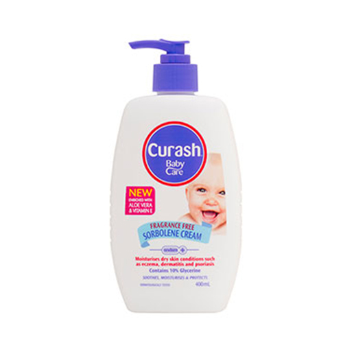 Curash Sorbolene Cream 400mL