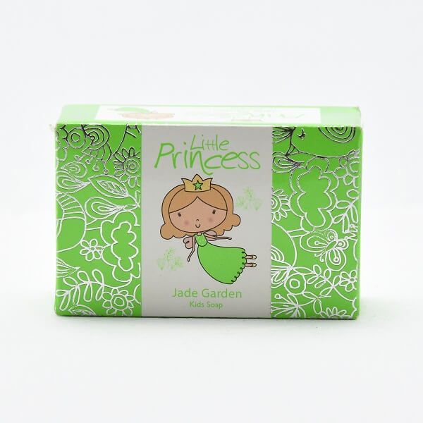 Little Princess Jade Garden Kids Soap 70g