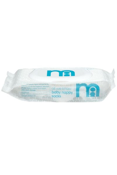 Mothercare All We Know Nappy Sacks 100 Pack
