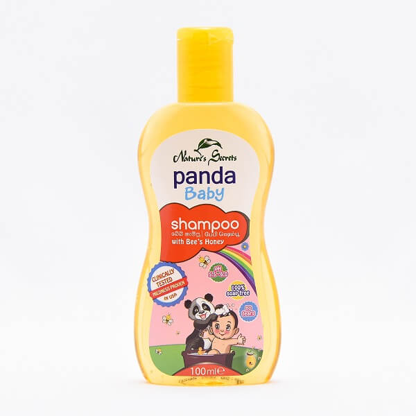 Nature's Secrets Panda Baby Shampoo Bee's Honey 100mL