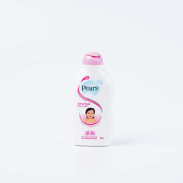 Pears Baby Active Floral Cream 100mL