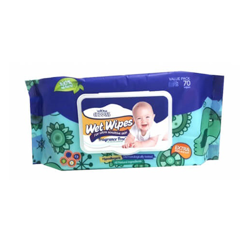 Velona Fragranced Wipes 70PCS