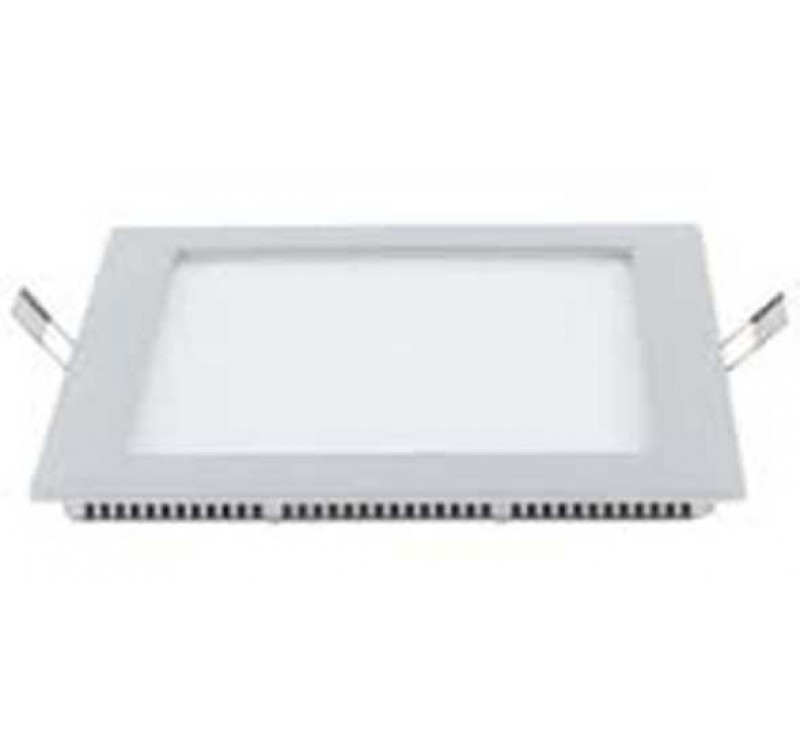 RNA 6W Sunk Model Panel LED Light - Square
