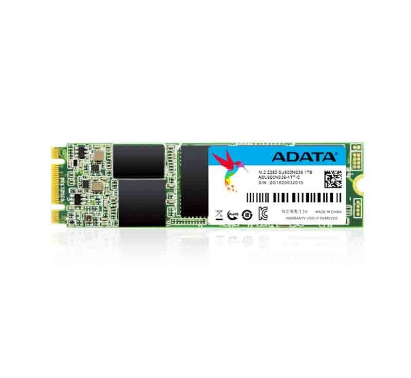 Adata Ultimate SU800NS38 M.2 SSD 512GB