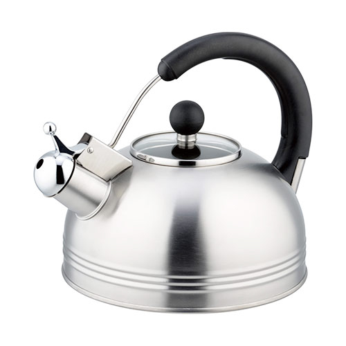 Stainless Steel Whistling Kettle - 3L