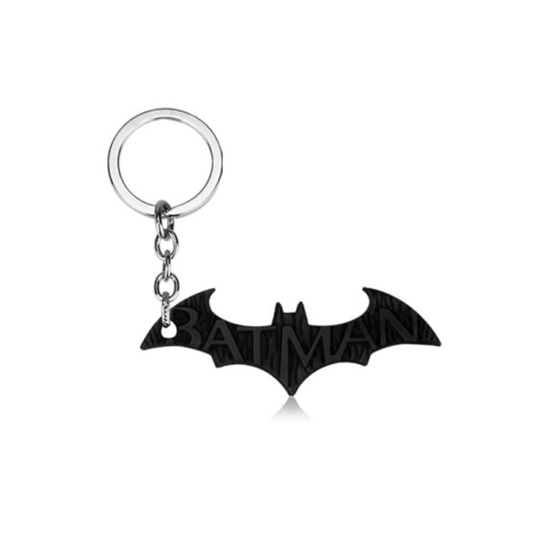 Bat Man Logo Key Chain