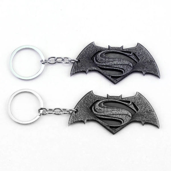 Batman Superman Dawn of Justice Key Chain