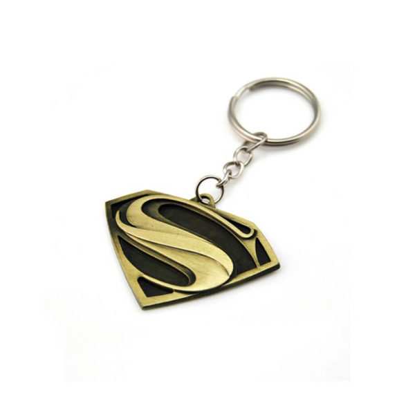 Super Man Logo Key Chain (KC039)