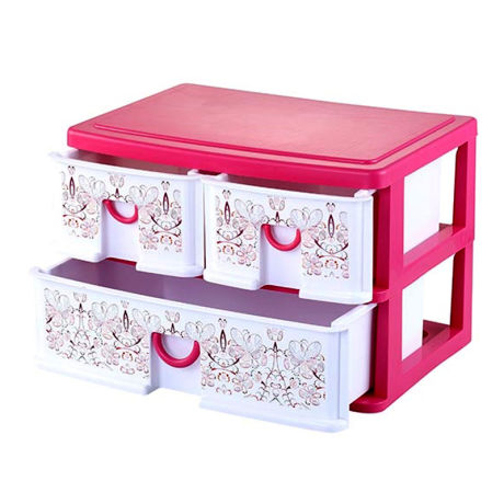 Deluxe Three Drawer Organizer