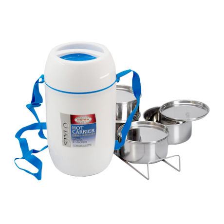 Asian Stylo 4 Insulated Tiffin Carrier