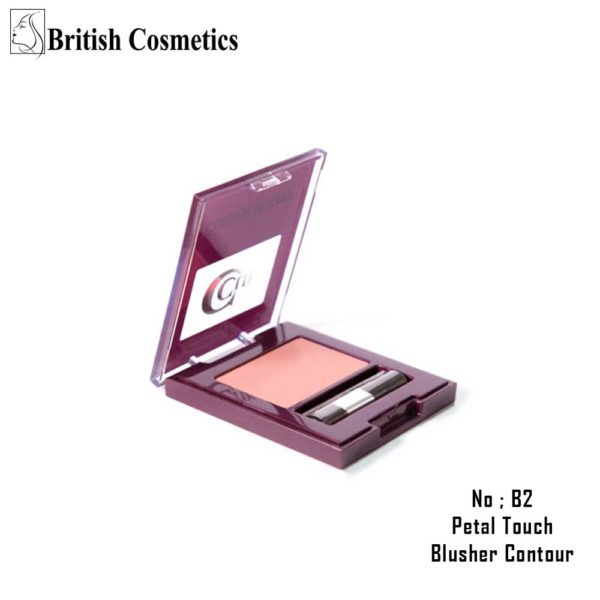 British Cosmetics Blusher CCUKCB1