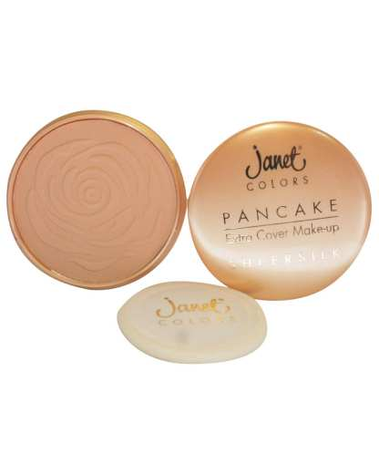Janet Pan Cake Makeup - Almond Glow