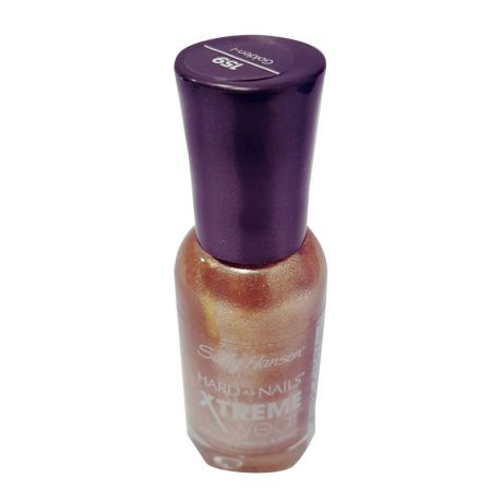 Sally Hansen Hard As Nails XTreme Wear, 159 Golden-I Nail Polish