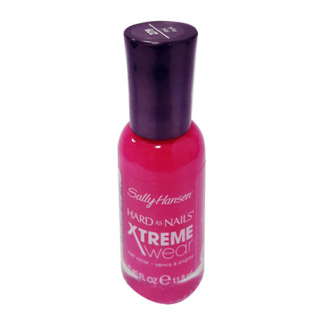 Sally Hansen Hard As Nails XTreme Wear, Pink Punk Nail Polish