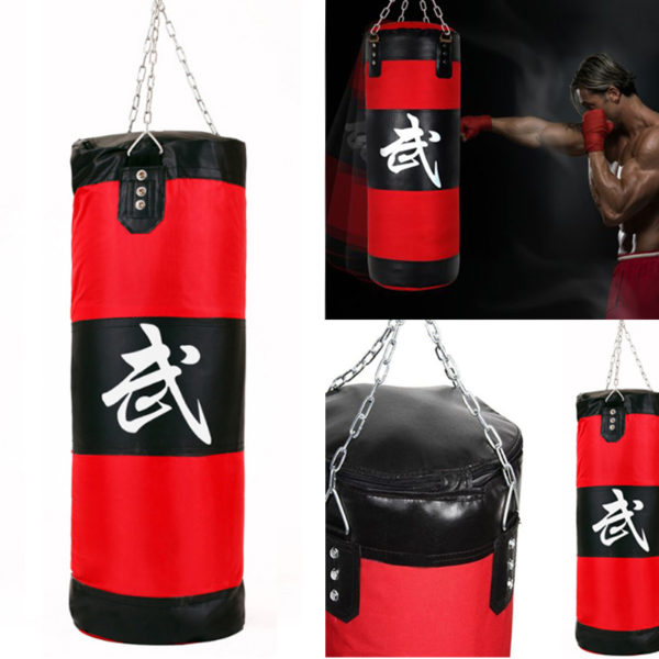 Heavy Hanging Boxing Punching Bag