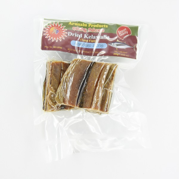 Arunalu Products Dried Kelawalla 200g
