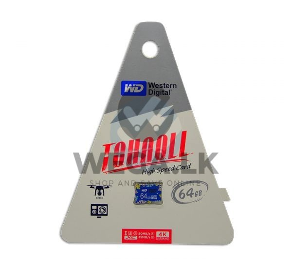 Tohaoll High Speed Card 64GB