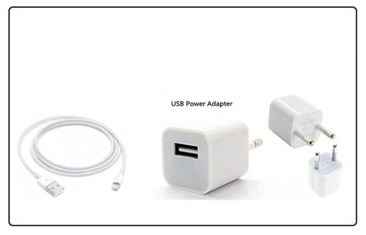 Apple Iphone USB Charger ( Fast Charger 5w For All Latest Models)