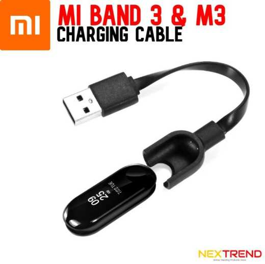 Charging Cable For Xiaomi MI Band 3, M3 & M4