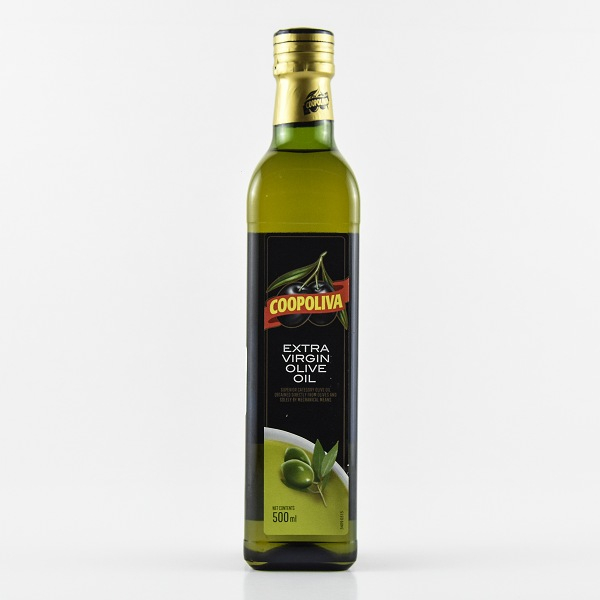 Coopoliva Extra Virgin Olive Oil 500mL