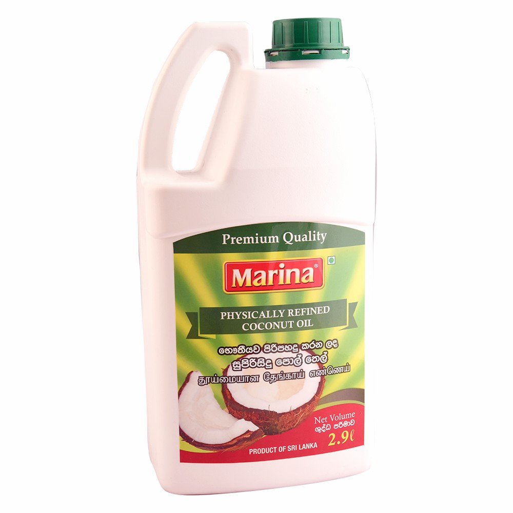 Marina Refined Coconut Oil 2.9L