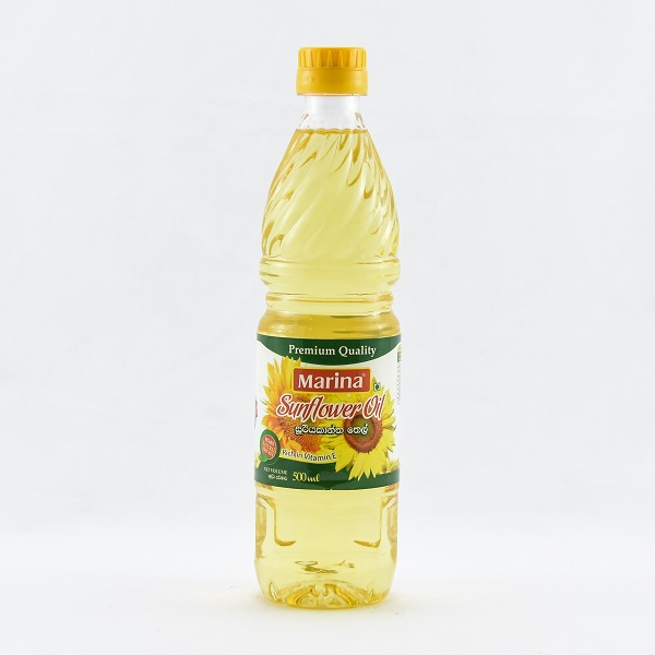Marina Sunflower Oil 500mL