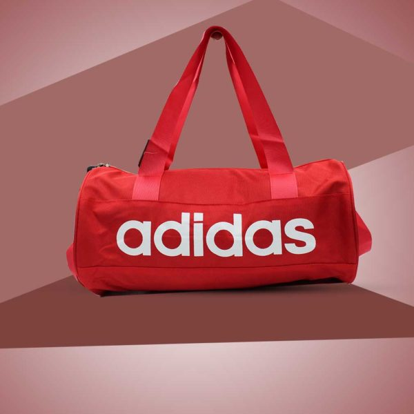 Adidas Red Travelling Bag S