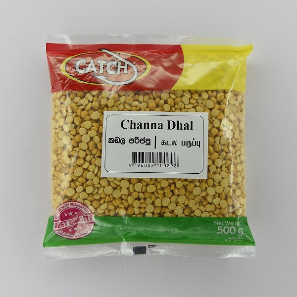 Catch Channa Dhal 500g