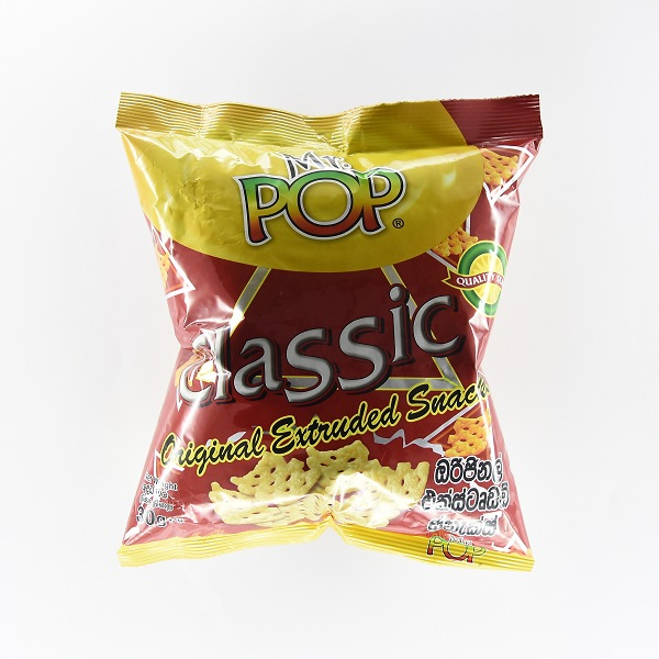 Mr Pop Classic 30g