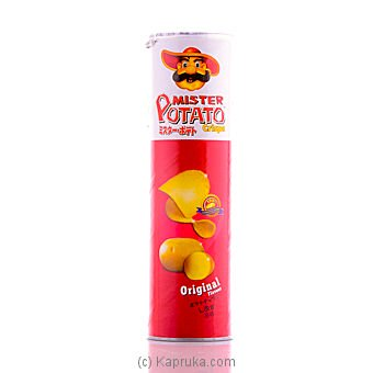 Mr. Potato Crisps Original 130g