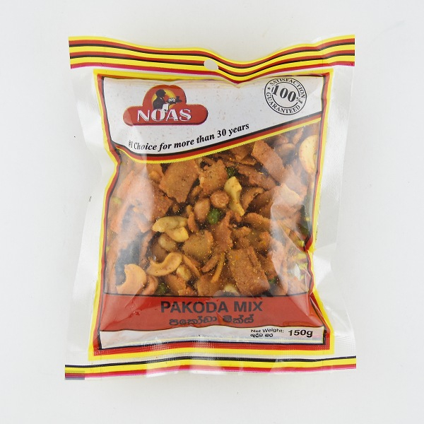 Noas Pakoda Mix 150g