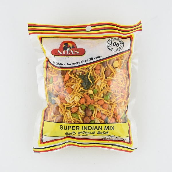 Noas Super Indian Mix 175g