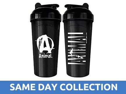 Animal Shaker Bottle With Spring Ball 700ML