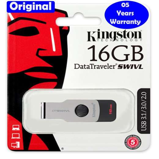 Kingston Data Traveler SWIVL 16GB