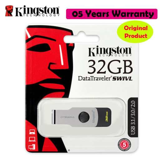 Kingston DataTraveler SWIVL 32GB