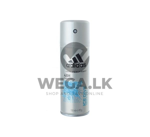 Adidas Anti Perpirant Ice Dive Spray 150ML