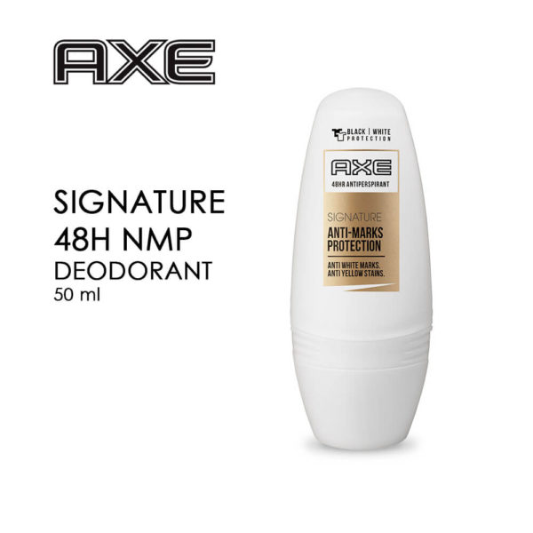 Axe Signature 50ml