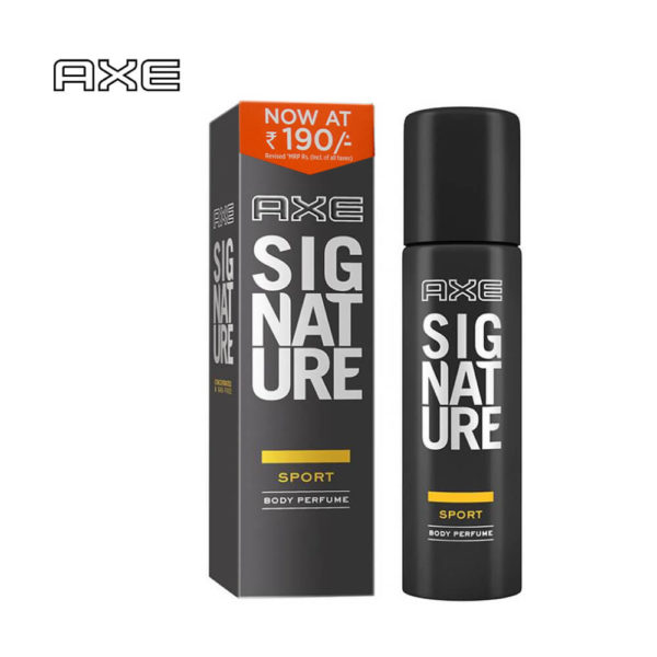Axe Signature Sport Body Perfume 122ML