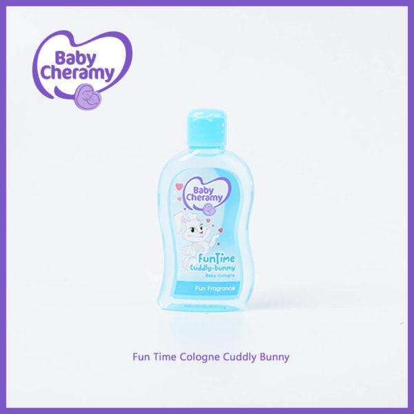 Baby Cheramy Fun Time Cuddly Bunny Cologne 50ML